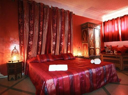 Хотел снимки: Riad Les Chtis D'Agadir
