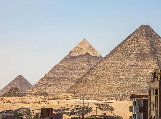 Hotelfotos: pyramids city view inn