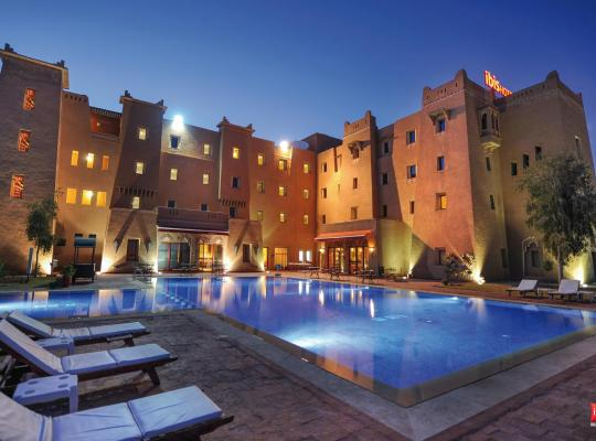 Хотел снимки: Ibis Ouarzazate