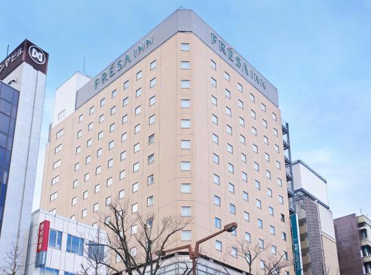 Hotel bilder: Sotetsu Fresa Inn Kawasaki-Higashiguchi