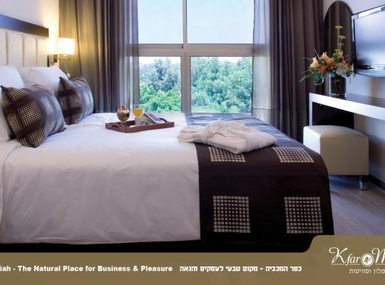 Foto dell'hotel: Kfar Maccabiah Hotel & Suites