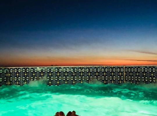 Hotel bilder: Ocean Front Antique House, Live The Baja Dream!