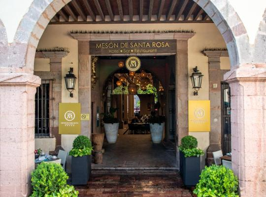 Фотографии гостиницы: Mesón de Santa Rosa Luxury Hotel