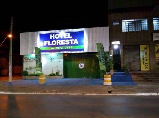 Hotelfotos: Hotel Floresta