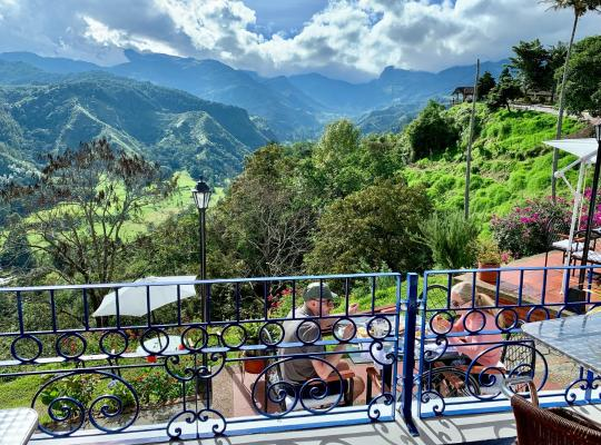 Hotel bilder: Hotel El Mirador del Cocora