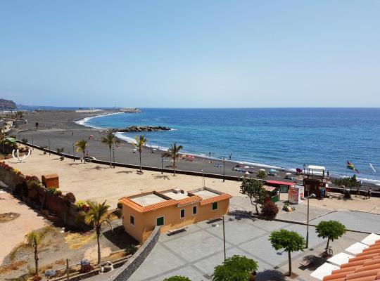 Hotellet fotos: PLAYA PUERTO TAZACORTE Modern Beach Apartment