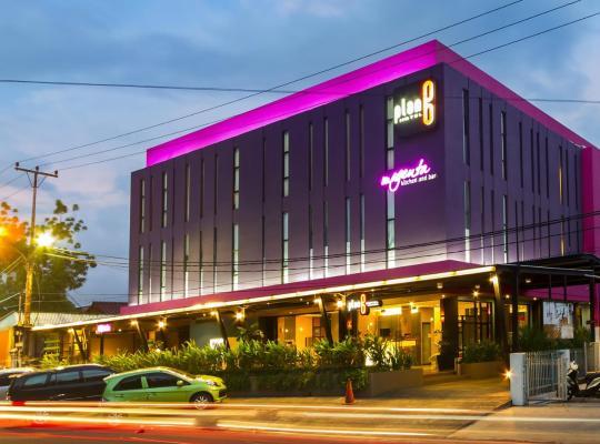 Ảnh khách sạn: Plan B Hotel