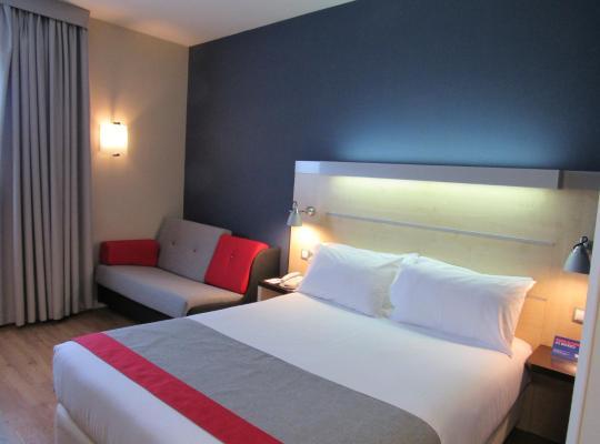 รูปภาพจากโรงแรม: Holiday Inn Express Madrid-Alcorcón