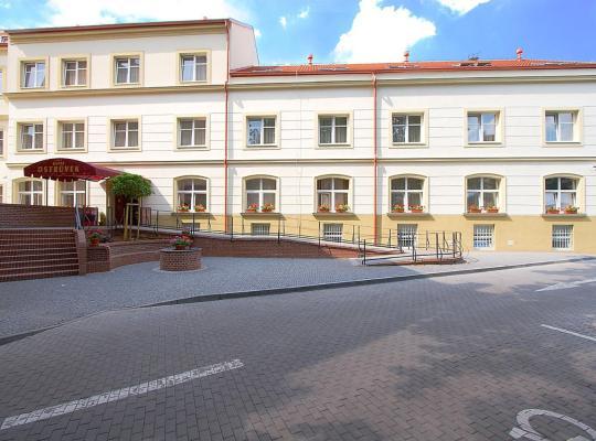 Viesnīcas bildes: Hotel Ostrůvek