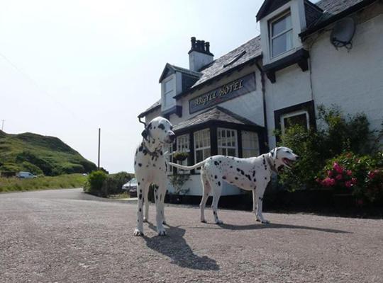 Hotel fotografií: Argyll Hotel