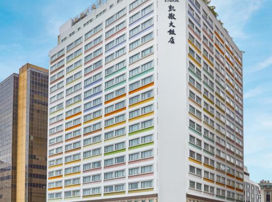 Képek: Caesar Park Hotel Taipei