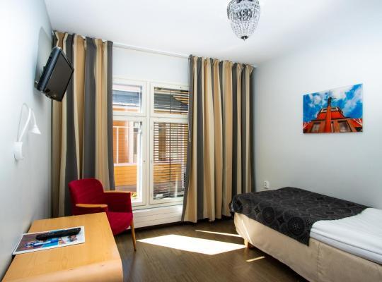 Hotel fotografií: Hotel Jahtihovi