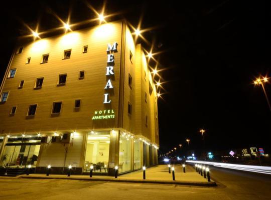 酒店照片: Meral Al Rass Hotel Apartments