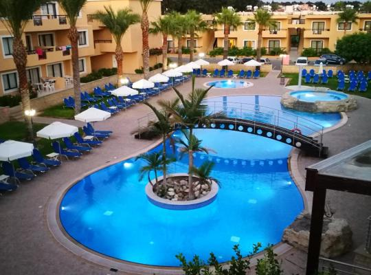 Foto dell'hotel: Pagona Holiday Apartments