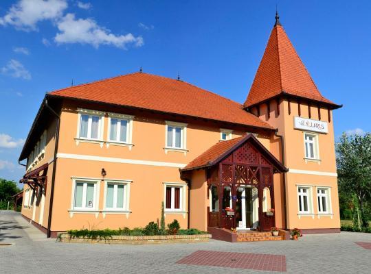Хотел снимки: Villa Larus
