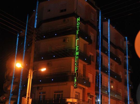 Képek: Emporiko Hotel