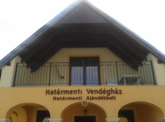 Viesnīcas bildes: Határmenti Vendégház