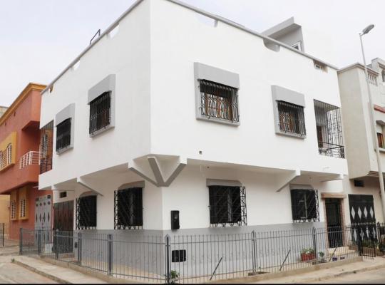 Otel fotoğrafları: 109 de houzia Apartment