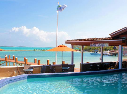 Képek: Exuma Beach Resort