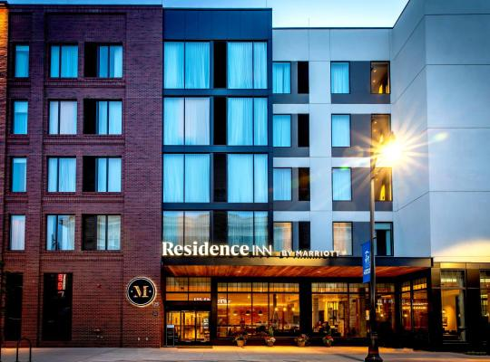 Hotel bilder: Residence Inn by Marriott Missoula Downtown