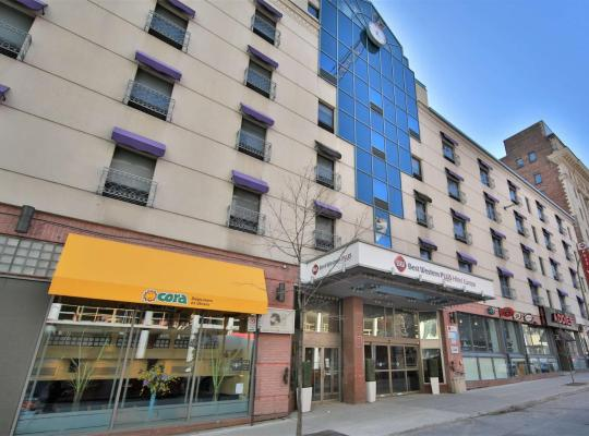 Hotel photos: Best Western Plus Montreal Downtown- Hotel Europa