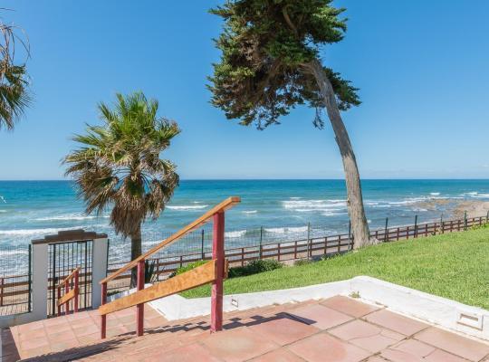 Hotellet fotos: Suite Antonova en Primera linea de Playa
