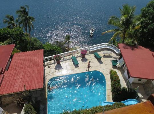 Foto dell'hotel: Privado Villa Frente Mar con Acceso