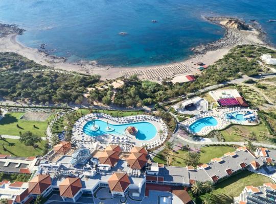 Фотографии гостиницы: Rodos Princess Beach Hotel