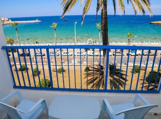 Hotelfotos: ESPLANADE BEACH
