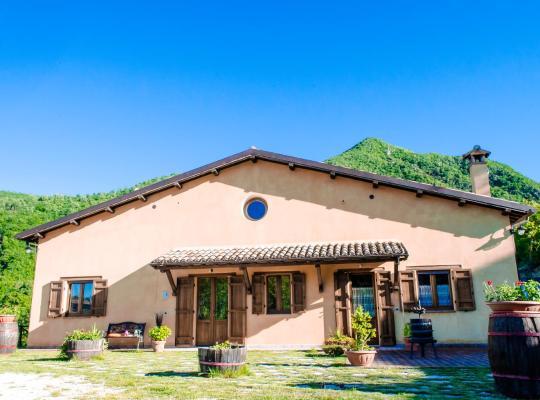 Hotelfotos: Agriturismo Pompagnano