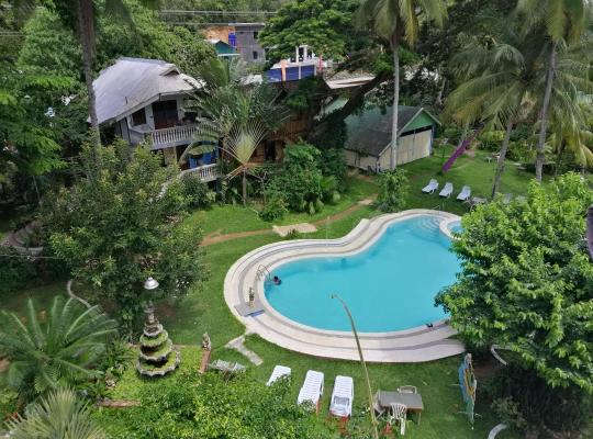 酒店照片: Kokosnuss Garden Resort
