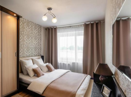 Hotel photos: PaulMarie Apartments on Zapadnaya