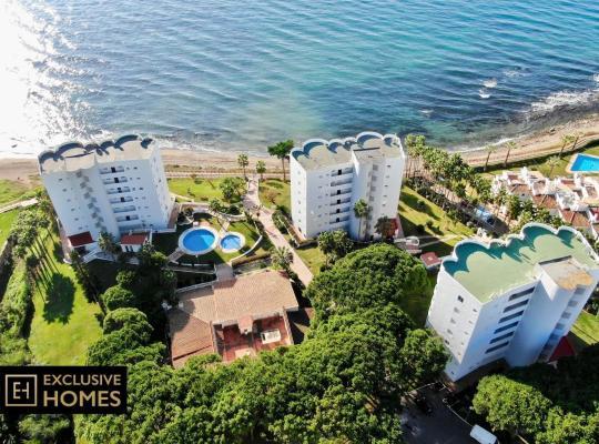 Hotellet fotos: Espectacular apartamento en primera línea de playa