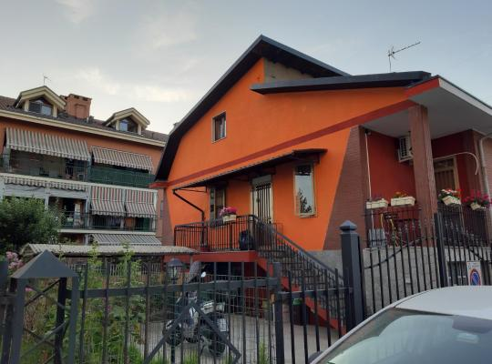 Hotelfotos: La casa di Artù