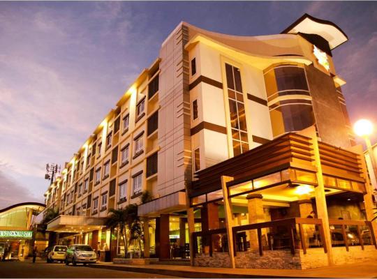 ホテルの写真: MO2 Westown Hotel Iloilo