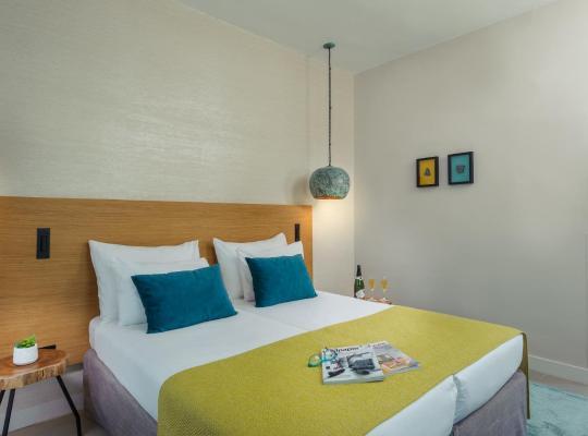Viesnīcas bildes: Prima Galil Tiberias Hotel