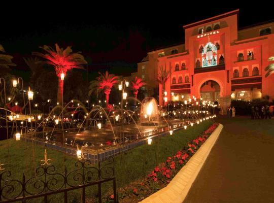 תמונות מלון: Sofitel Marrakech Palais Imperial