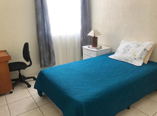 Hotel fotografií: Alameda del Encinal - Room