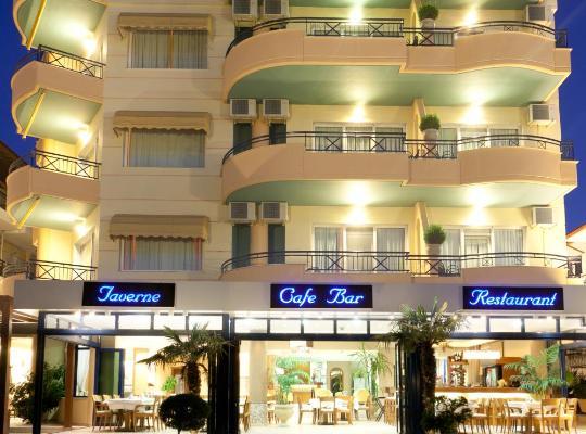 Képek: Olympic Star Beach Hotel