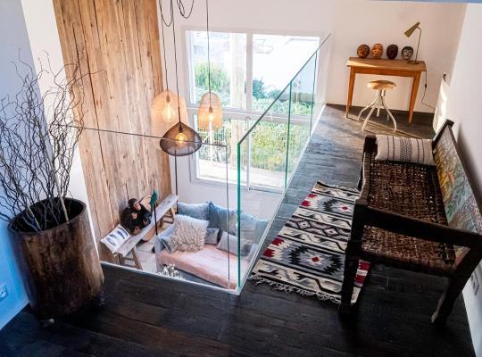 Photos de l'hôtel: Maison de charme avec vue mer dans les calanques