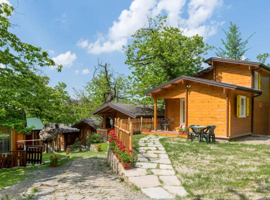 酒店照片: Campeggio Parco Dei Castagni