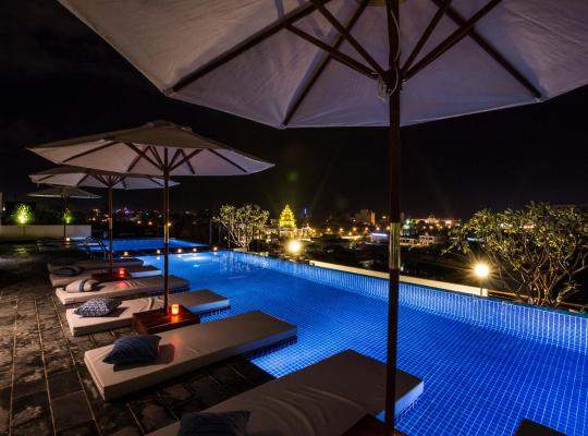 Hotel photos: PATIO Hotel & Urban Resort