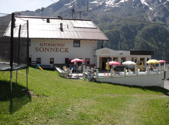 Ảnh khách sạn: Alpengasthof Sonneck
