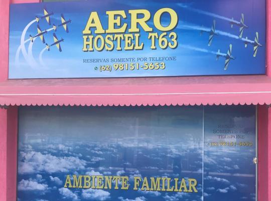 Hotelfotos: Aero Hostel T63 Ambiente Familiar