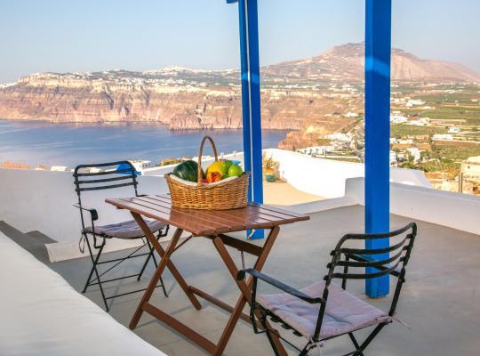 Hotel foto 's: Caldera sky & sea ( price includes a small car 4s)