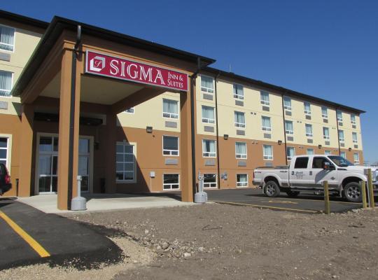 Hotel fotografií: Sigma Inn & Suites