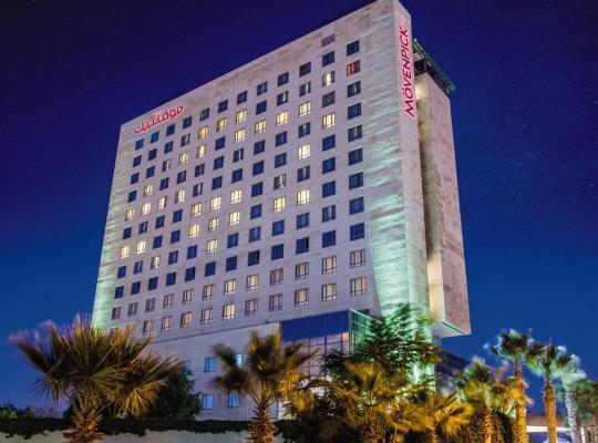 Фотографии гостиницы: Mövenpick Hotel Amman