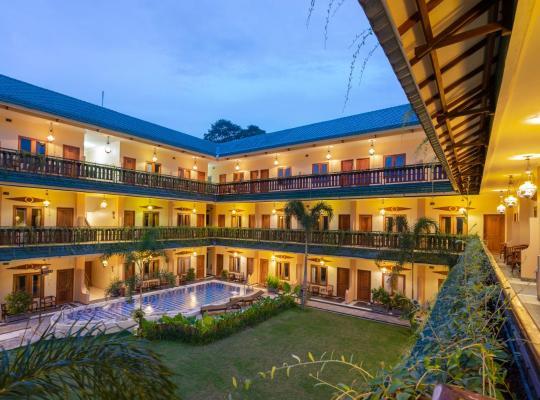 ホテルの写真: Hotel Diana Jogja