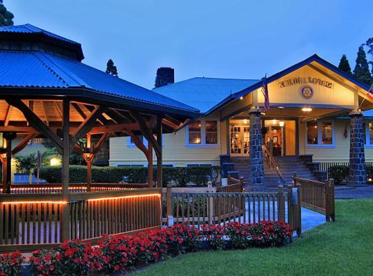 Hotel bilder: Kilauea Lodge and Restaurant