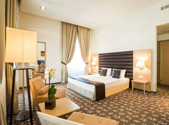 Hotel fotografií: Buda Castle Fashion Hotel Budapest